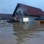 Alluvioni in Croazia