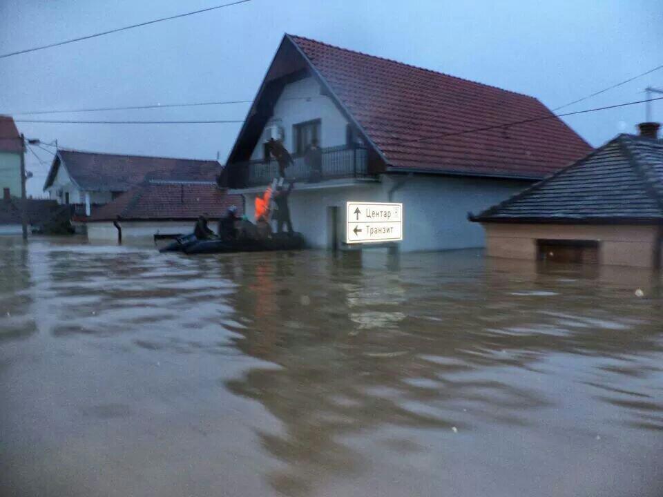 Alluvioni nella croazia orientale croazia for Soggiorno in croazia